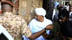Omar Al Bashir surfaces in court to face corruption charges