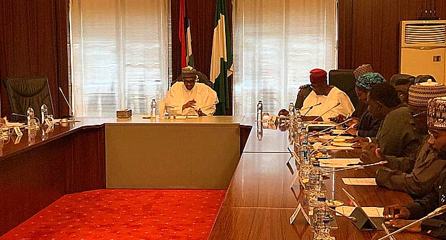 Give us ideas on how to remove 100 million from poverty and create jobs, Buhari urges Economic Advisory Council