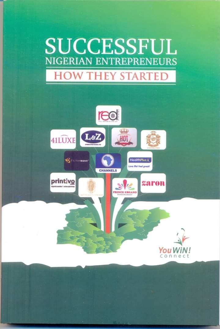 """Coming to terms with entrepreneurship in Nigeria: A book review of """"Successful Nigerian Entrepreneurs: How They Started"""""""