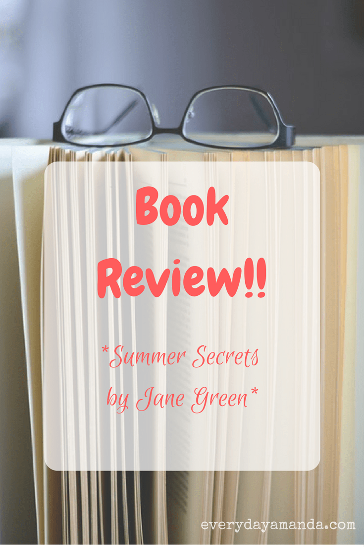 Book Review. Summer Secrets by Jane Green