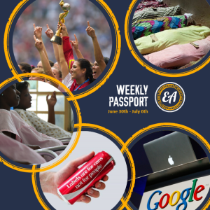 Weekly Passport: Equal Footing for Women's Soccer, Boko Haram Strikes Again, & Labeling Cans, Not People