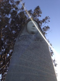 totally mysterious monuments...