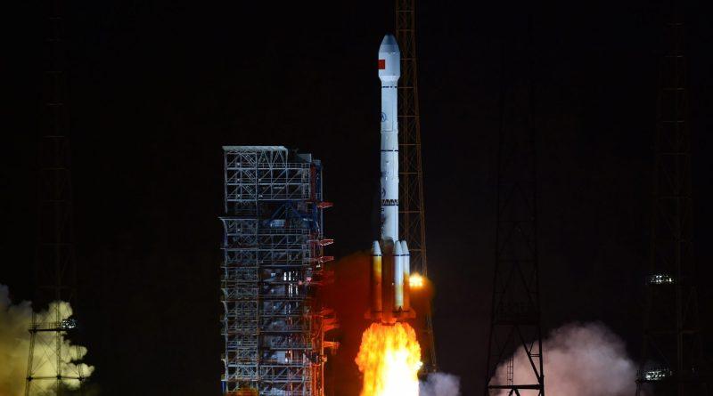 Long March 3B/E launching APStar-9