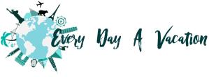 Every Day A Vacation original travel logo
