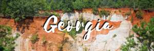 Travel Georgia blog posts