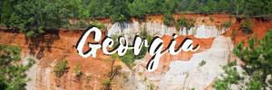 Travel Georgia blog posts