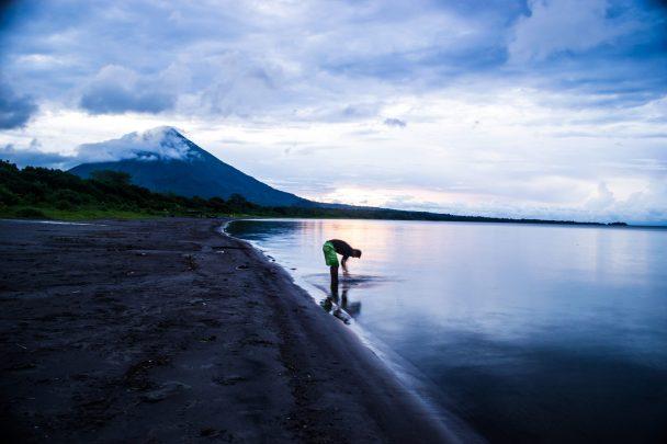 Volcan Concepcion, Ometepe, Nicaragua