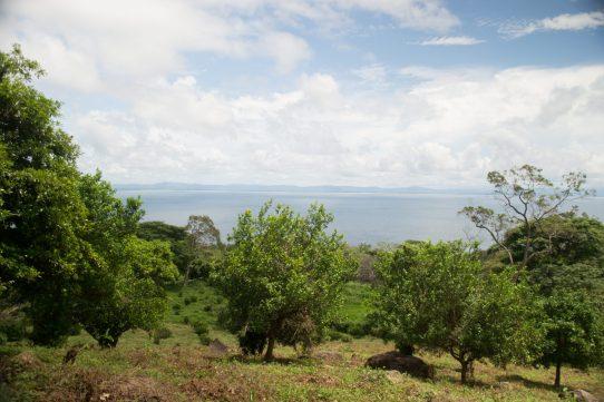 View from Cascada de San Ramon, Ometepe, Nicaragua