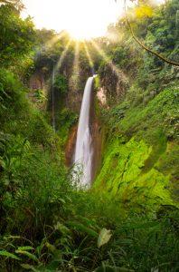 catarata del toro, Costa Rica's highest waterfall
