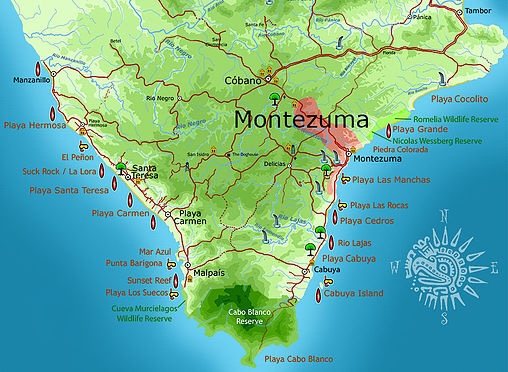 A Complete Guide To Montezuma, Costa Rica