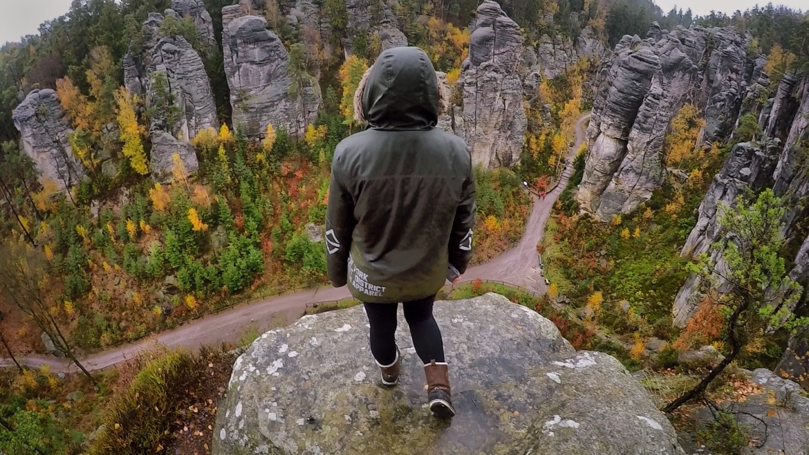 Exploring The Czech Rock Formations Of Cesky Raj