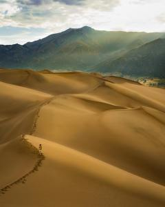 Great Sand Dunes, Colorado USA Photography, landscape photography