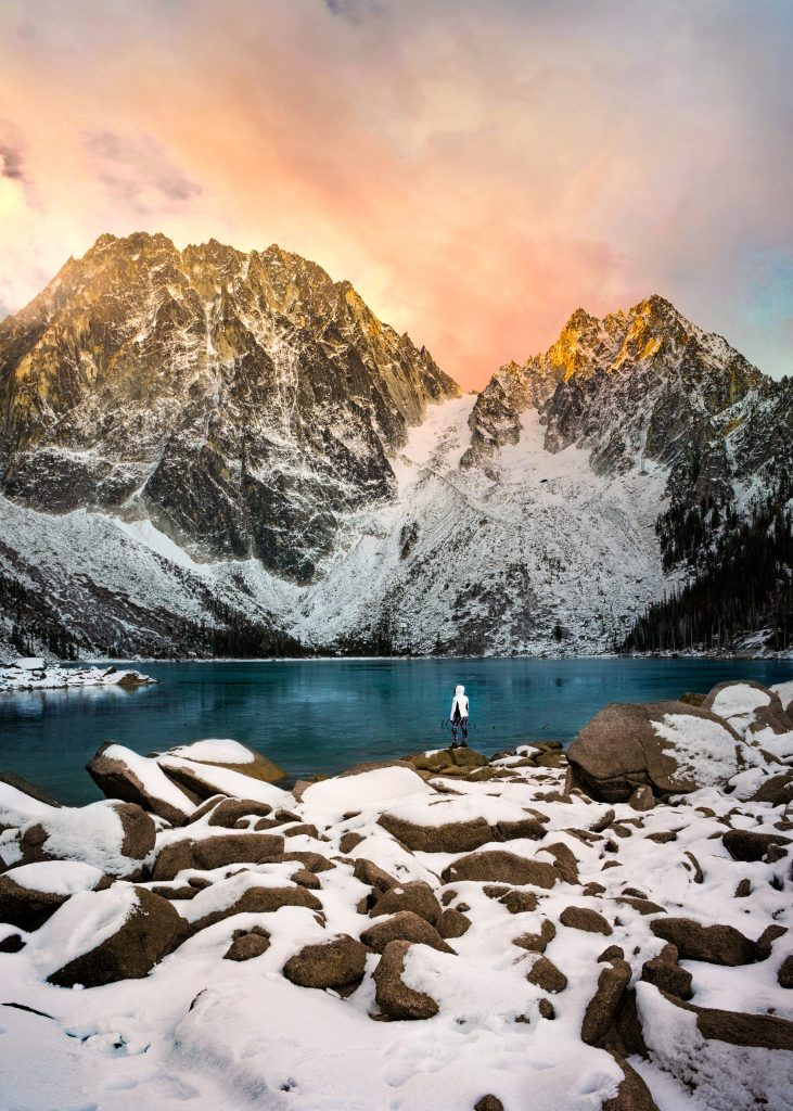 Everything You Need To Know To Hike To Colchuck Lake