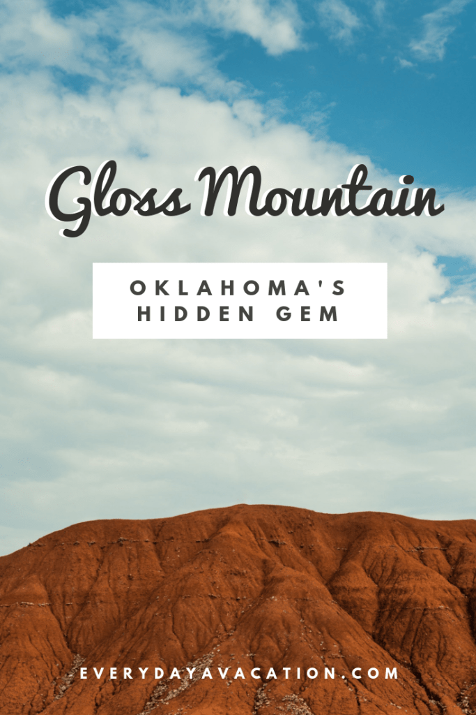 Gloss Mountain Okalahoma's Hidden Gem