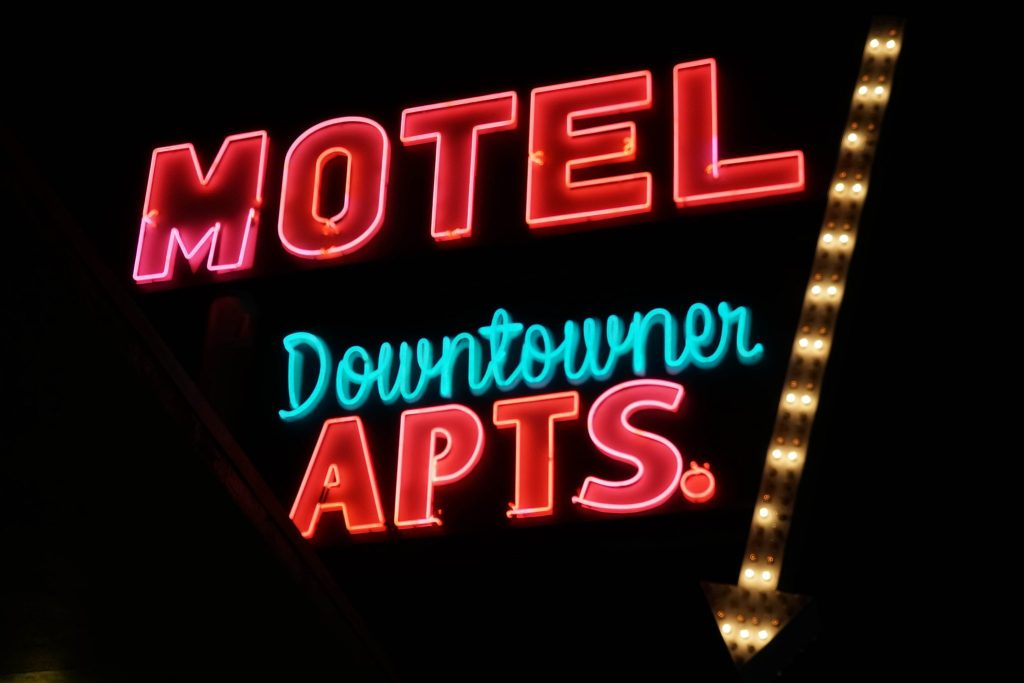 Southern Nevada Road Trip with Travel Nevada - The Downtowner Motel las vegas