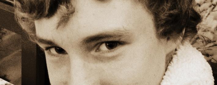 my son's eyes, bright spot