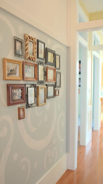 decorate with photos