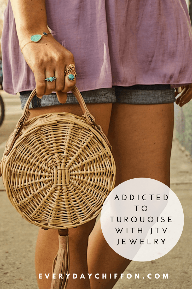 Addicted to Turquoise with JTV Jewelry