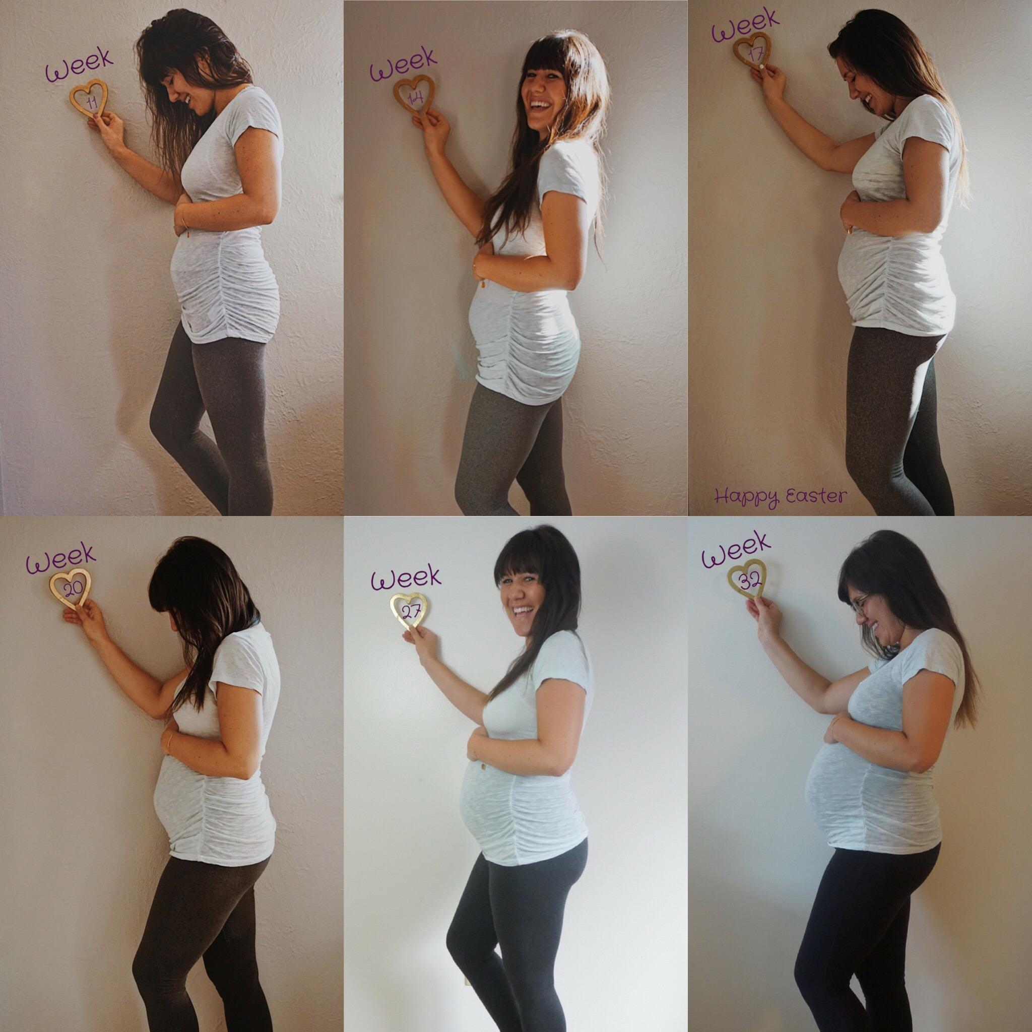 Baby O 32 Week Bumpdate | Pregnancy Update
