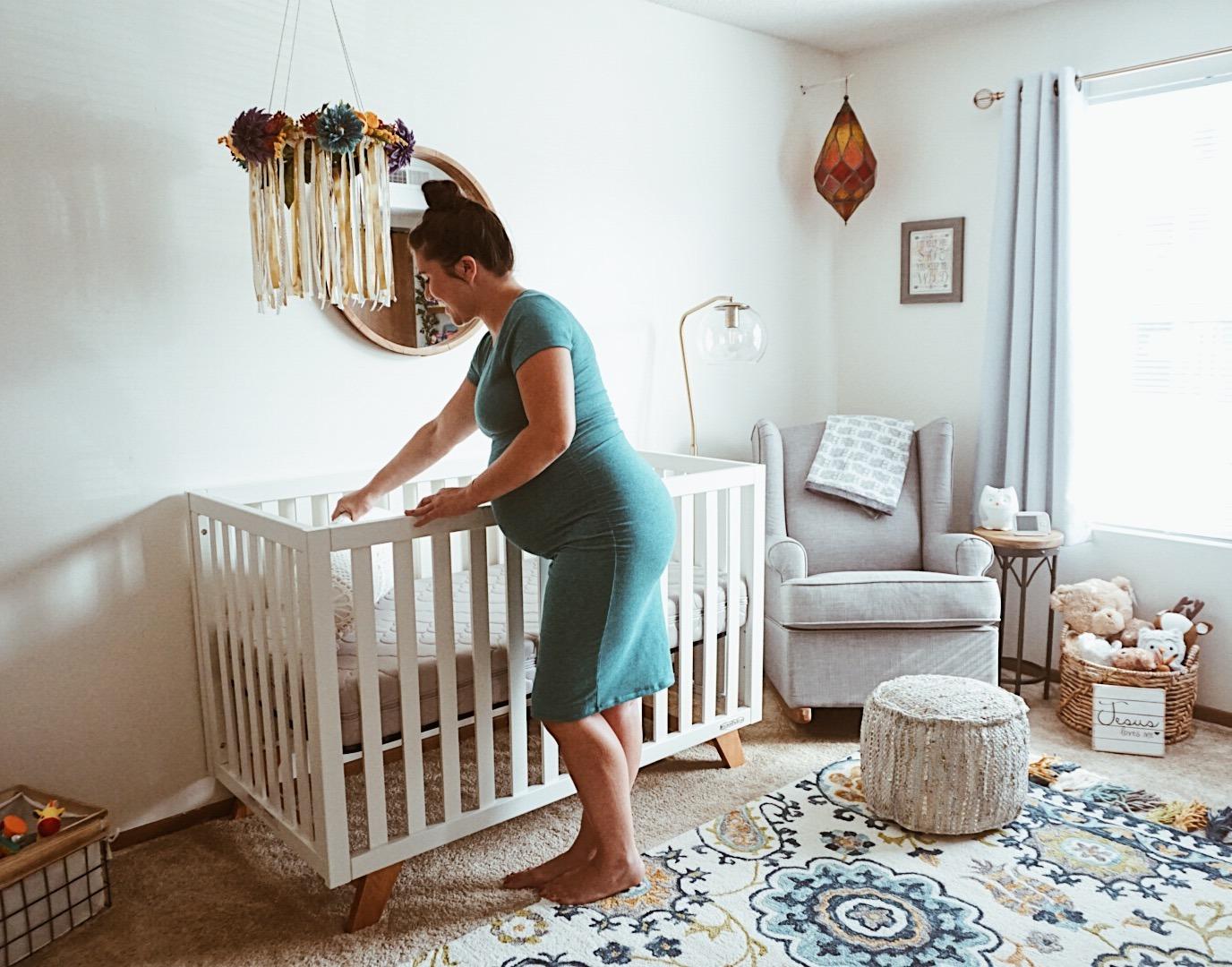 Gender Neutral Baby Nursery   Everyday Mama - Baby O's Nursery Reveal