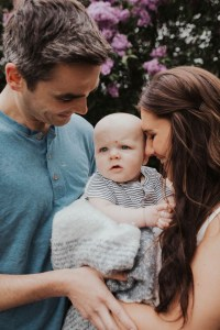 Spring Family Photoshoot | Everyday Chiffon