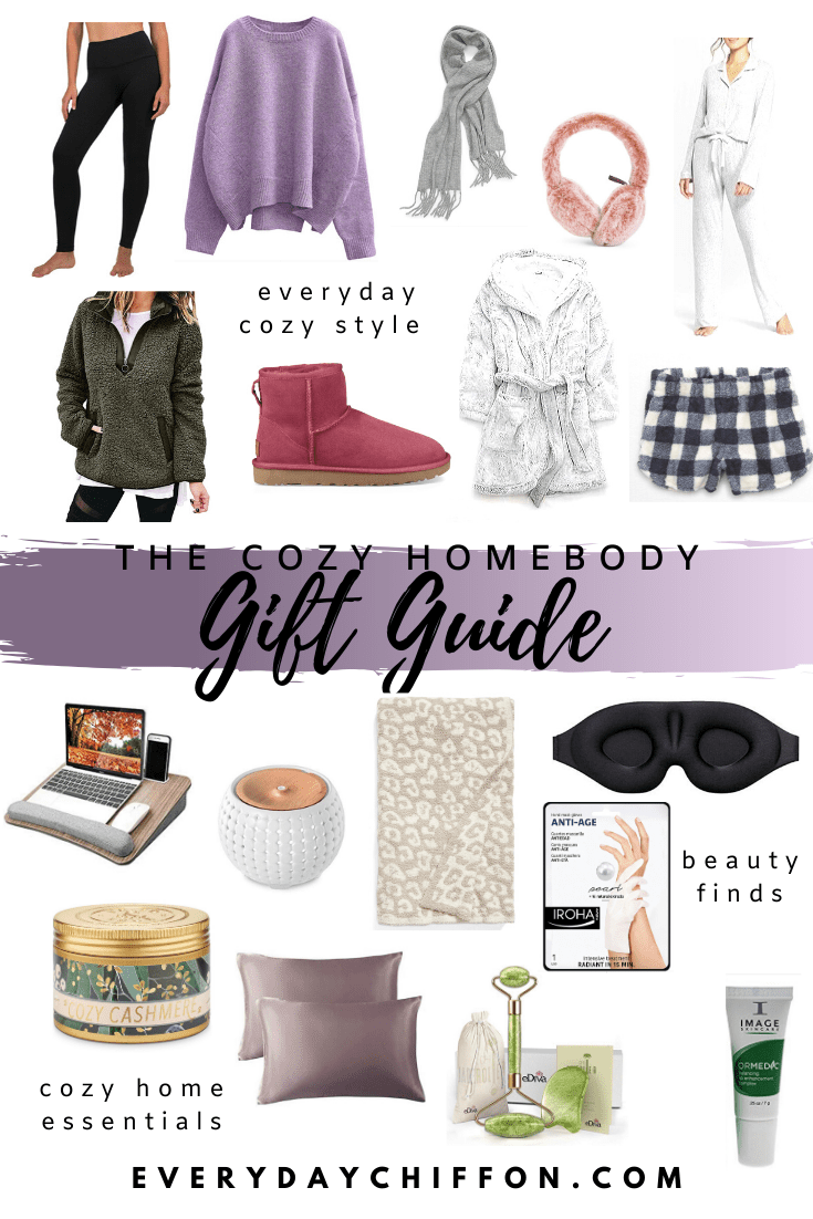 Gift Guide for the cozy homebody | Everyday Chiffon