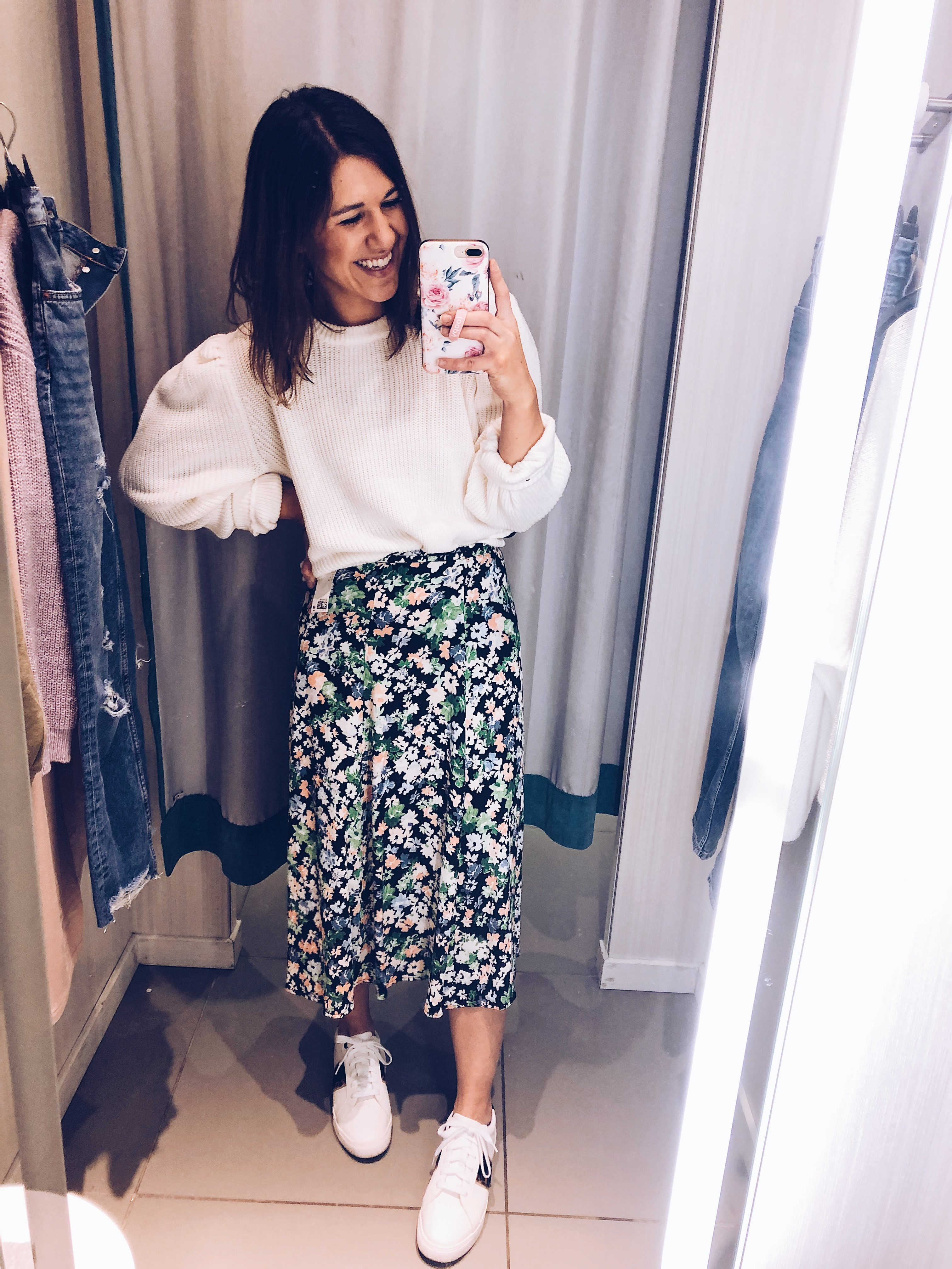 H&M Spring Try-On | Everyday Chiffon