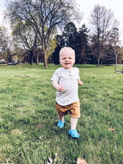 Addison's Toddler Favorites + His Schedule at 20 Months   Everyday Chiffon