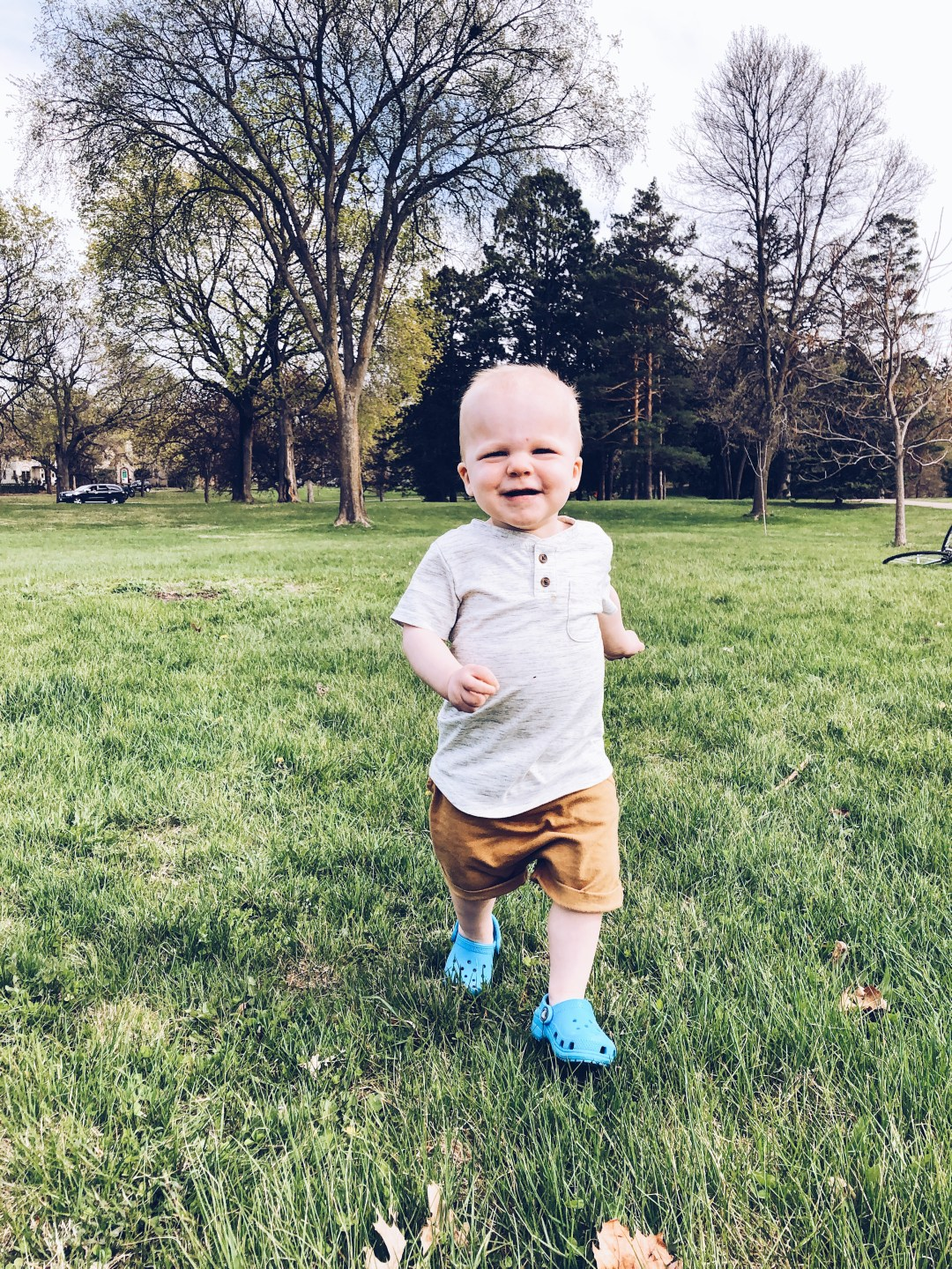 Addison's Toddler Favorites + His Schedule at 20 Months | Everyday Chiffon