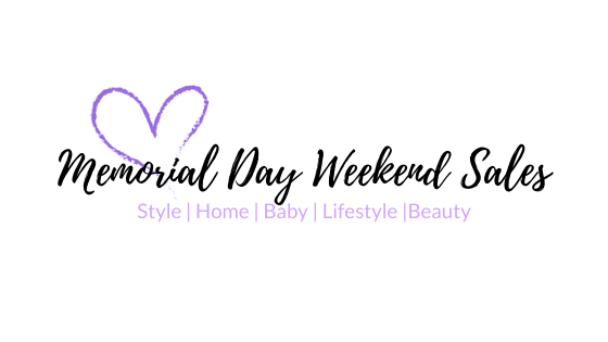 Memorial Day Weekend Sales 2020 | Everyday Chiffon