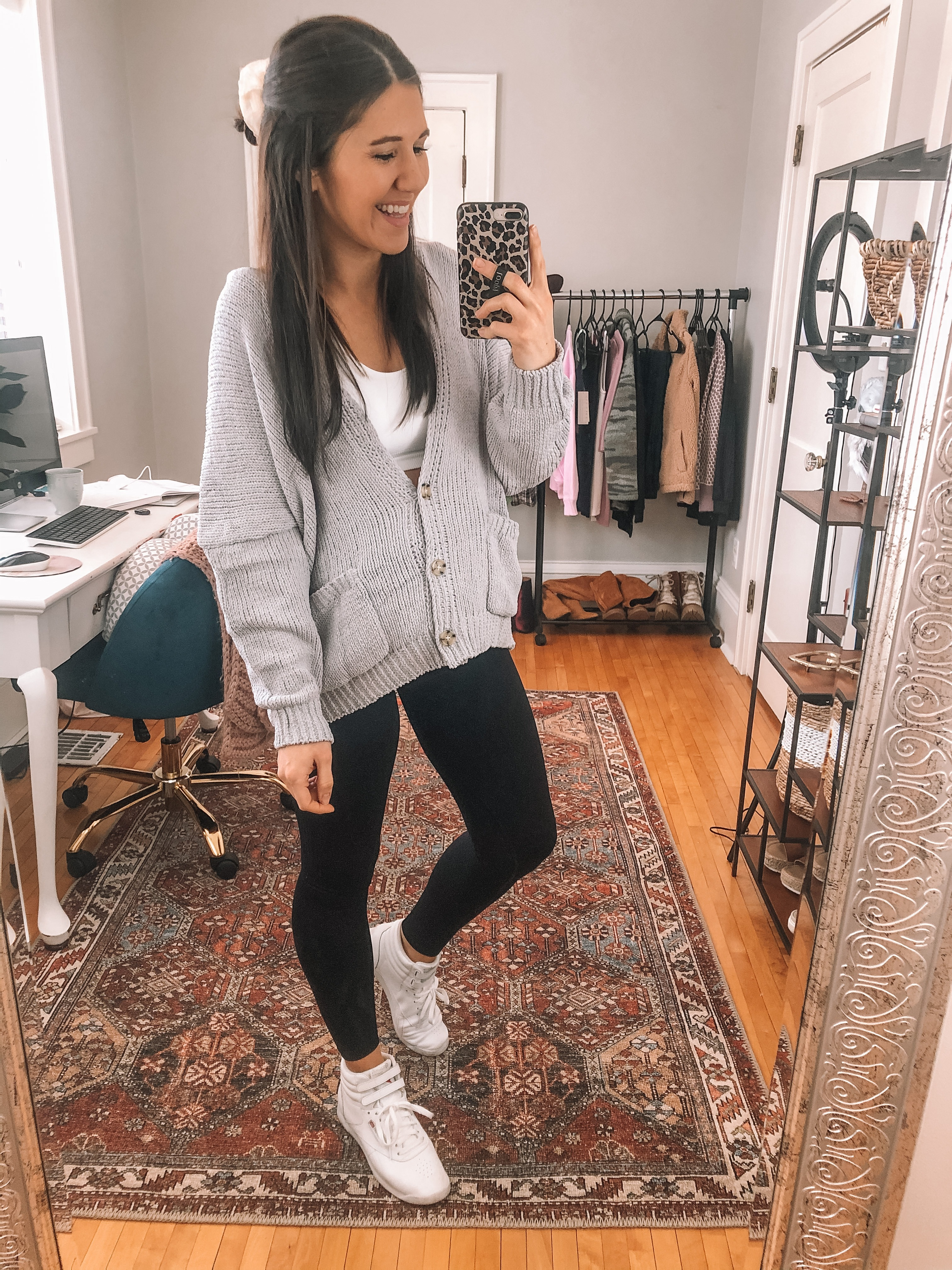 Athleisure Outfit Inspo | Everyday Chiffon