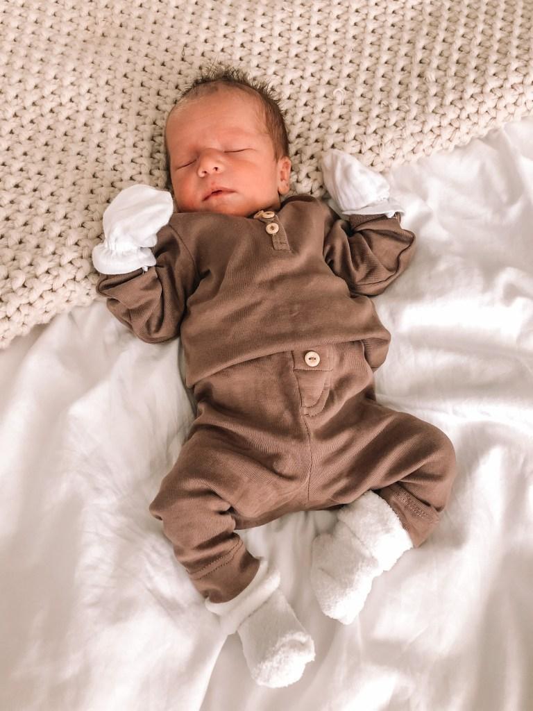 A Birth Story: Philomena Jean | Everyday Chiffon