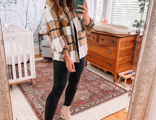 5 Ways to Style Faux Leather Leggings for Fall | Everyday Chiffon
