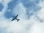 plane closeup