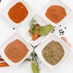 Top 5 Herb and Spice Mixes: Mixed Herbs, Mixed Spice, Garam Masala, Gyros, Bouquet Garni.