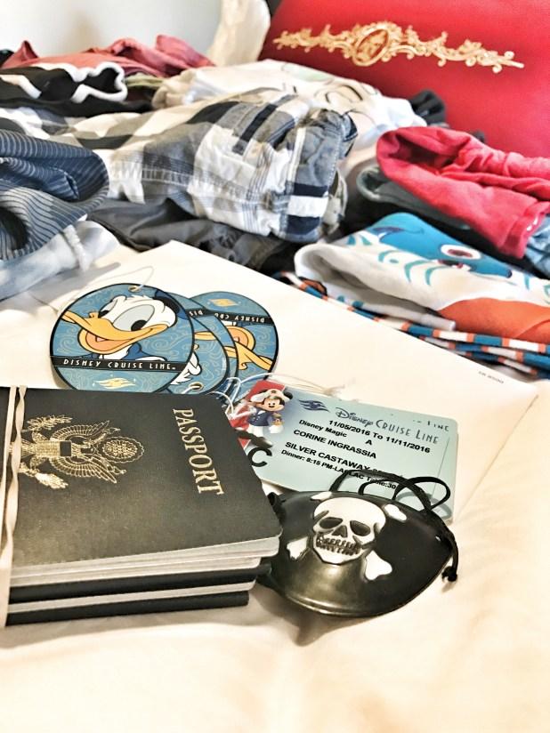 Disney cruise laundry