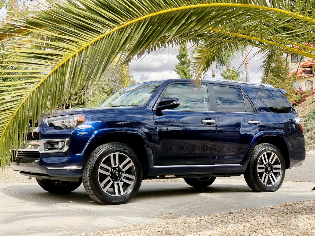 A family SUV for a road trip with kids