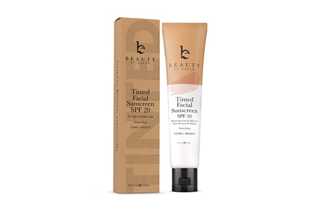 Best Vegan and Gluten Free Tinted Moisturizer With SPF