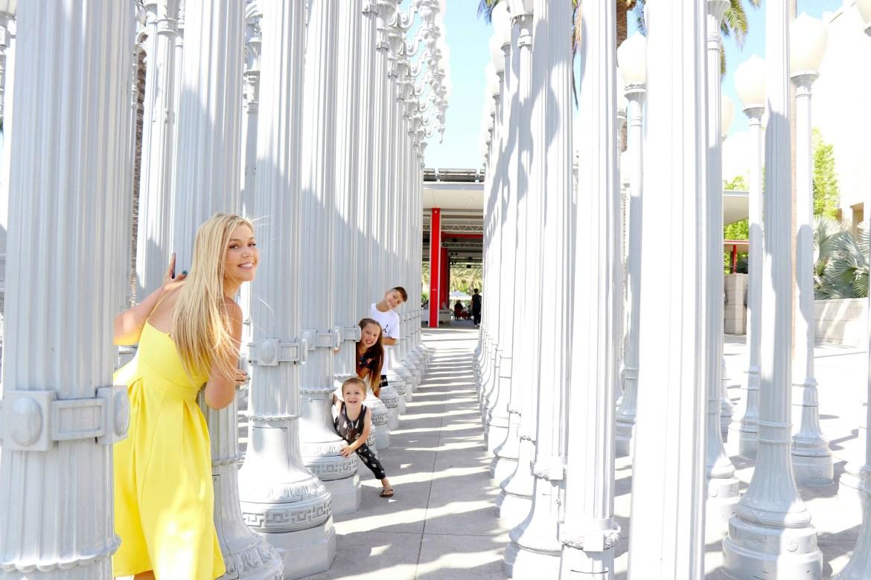 Cori Ingrassia- LA California- Beauty Blogger