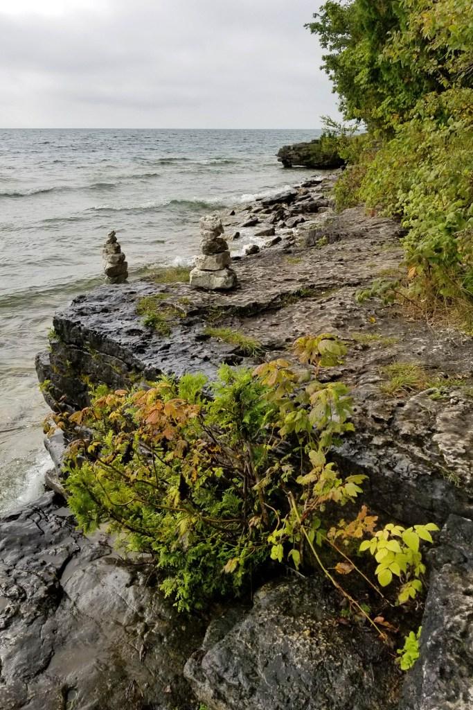 20170914_095231 lone rock piles