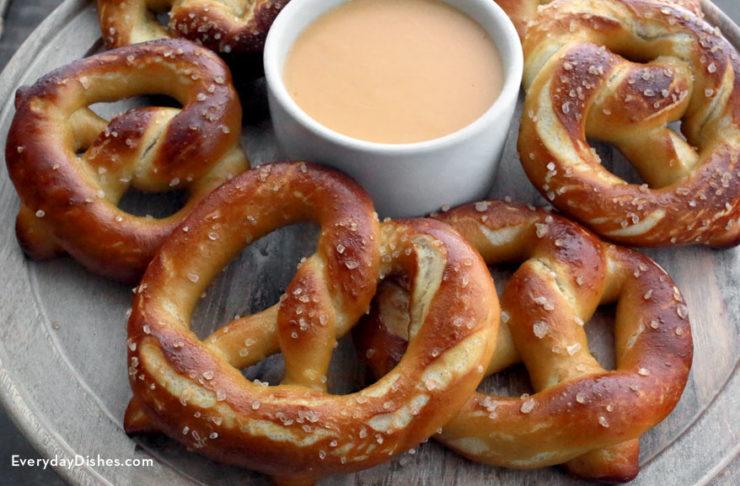 National Soft Pretzel Month, Food, Pretzels