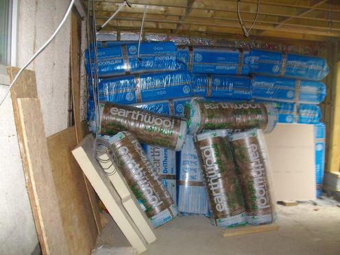 insulation-earthwool