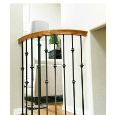 How to Replace Wood Spindles with Wrought Iron Spindles