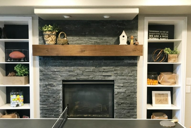 Looking for a Reason to Paint the Back of Shelves or Built-Ins