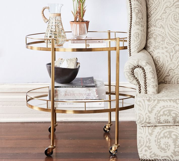 Pottery-Barn- Bar-Carts-for-the-Home-patio