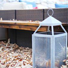 Porch & Patio | A Basic Bench Extends the Season