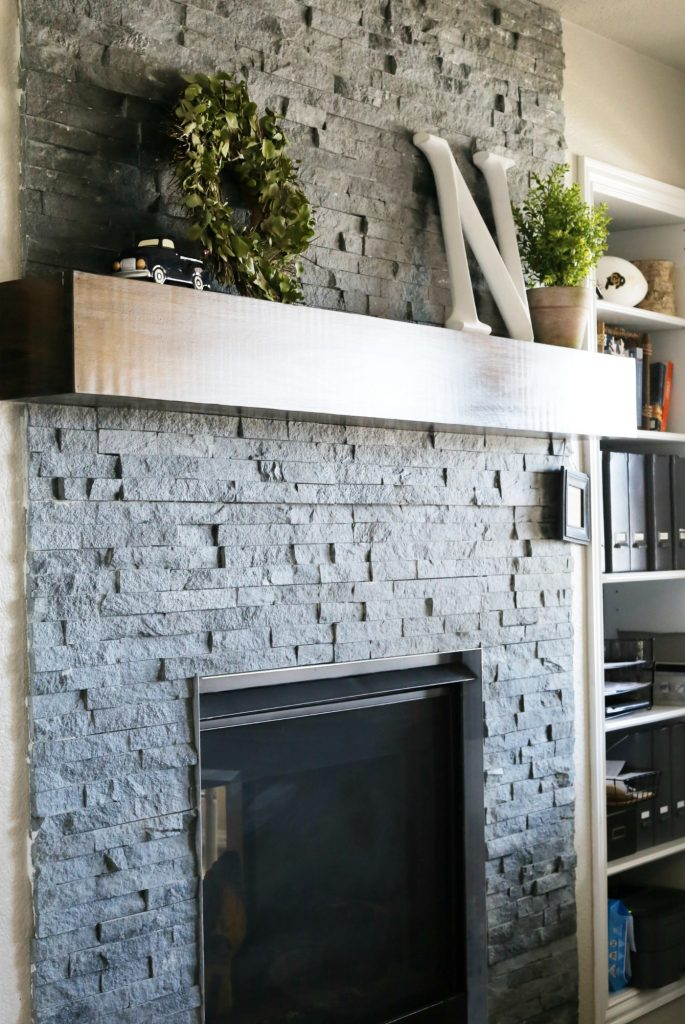 how-to-make-wood-mantel