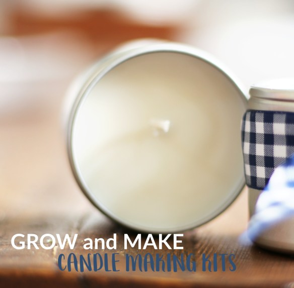 Candle Making Kits by Grow and Make + Video - Everyday Edits