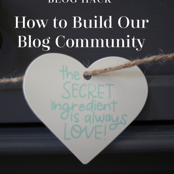 How to Build Our Blog Community |Invite