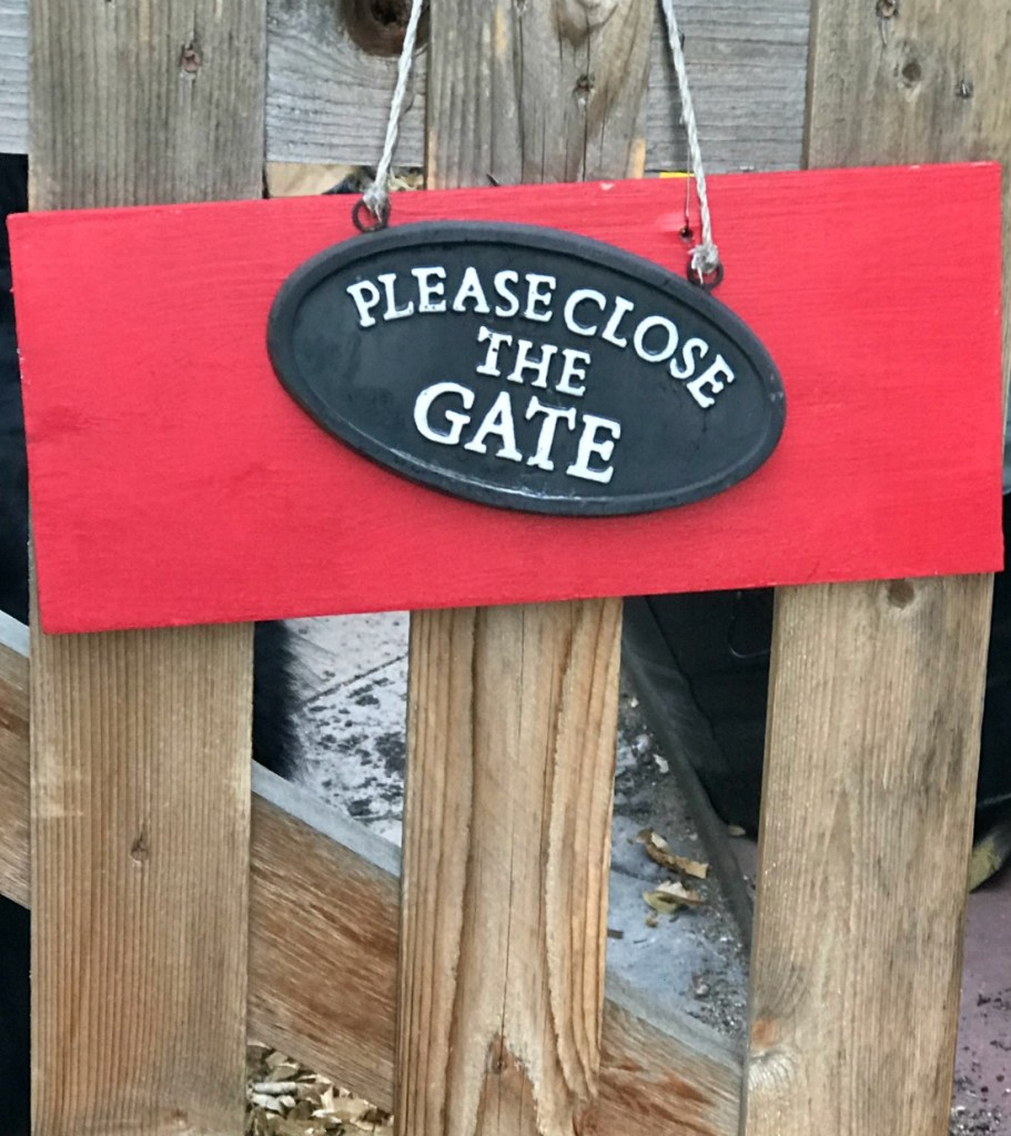 simple-ways-to-decorate-a-gate